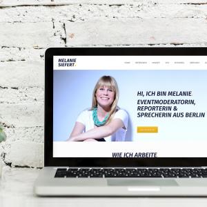 Melanies Take Off Day: Logo & Webdesign Für Eine Powerfrau – Teil 2