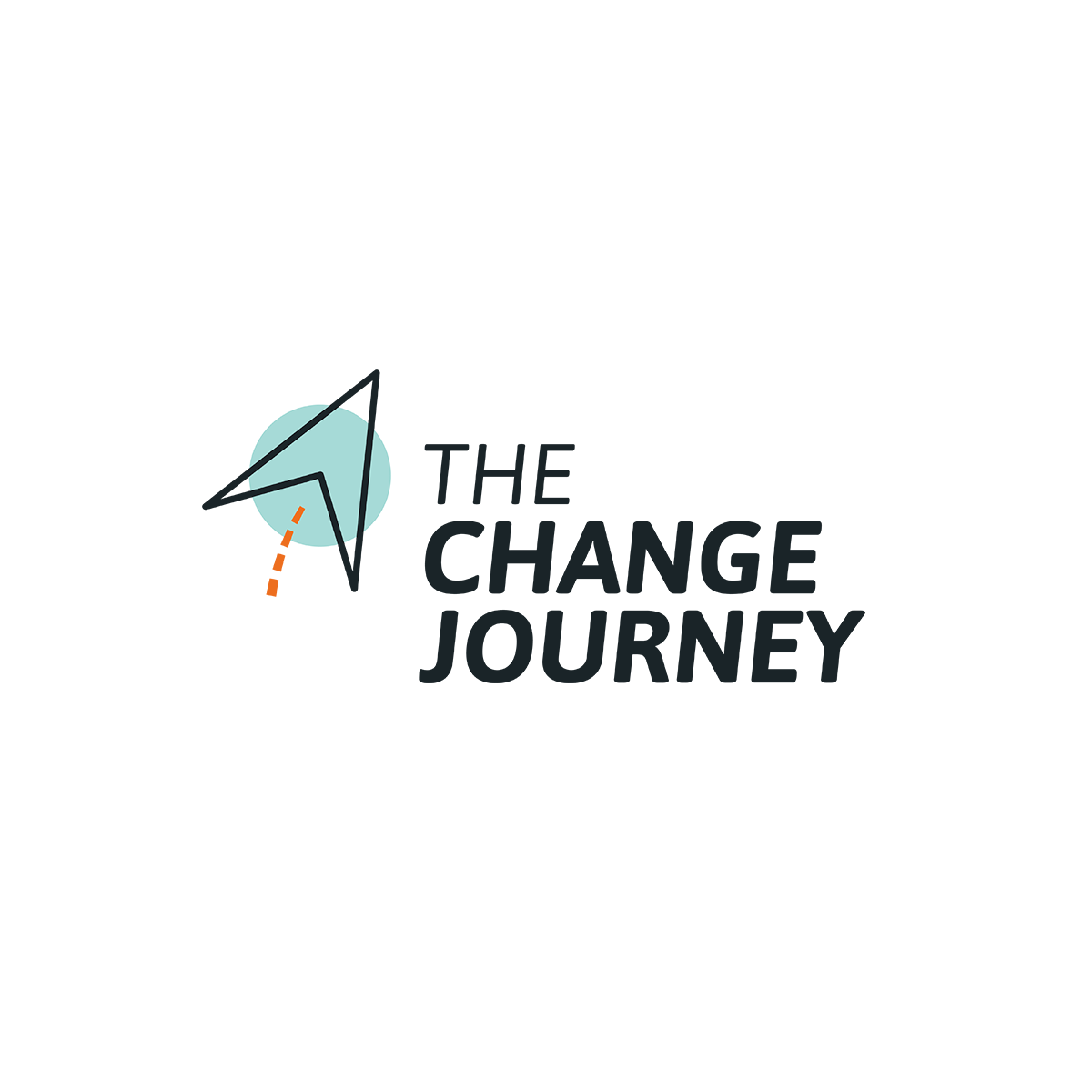 Logo Design The Change Journey