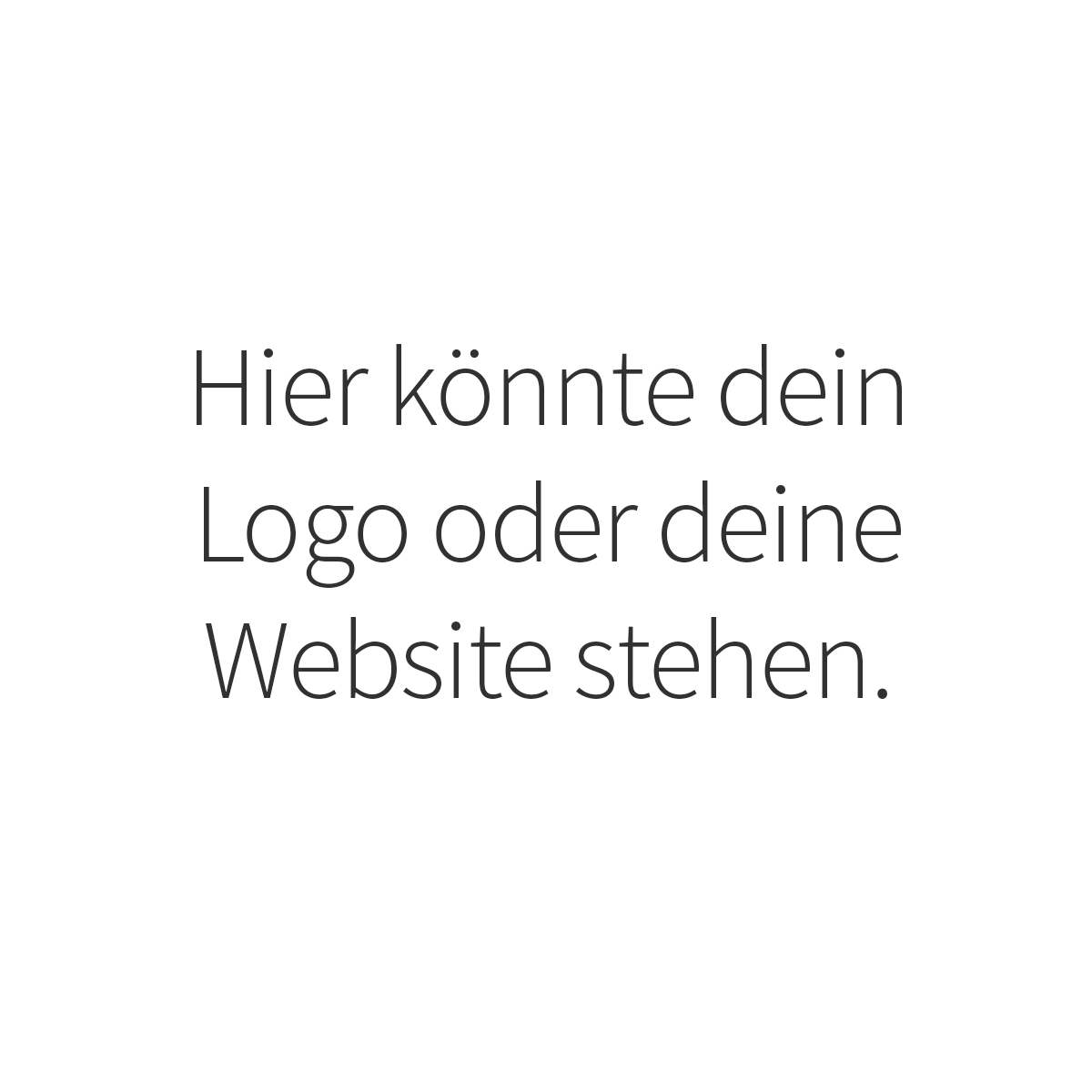dein logo weiss