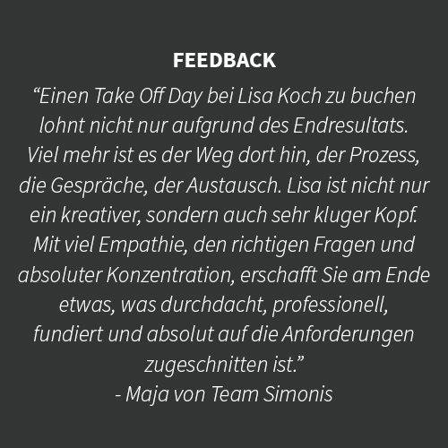 Feedback Team Simonis