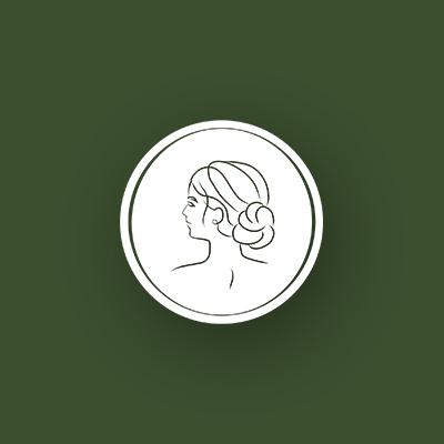 Logo Stylistin Beispiel