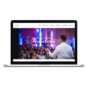 Volkan-Speaking-Website