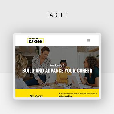 Webdesign-Beispiel-Mobile-Online-Plattform