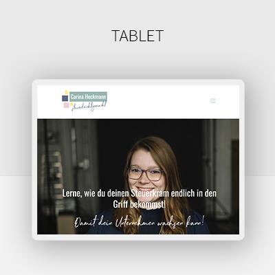 Webdesign-Beispiel-Mobile-Steuerberaterin