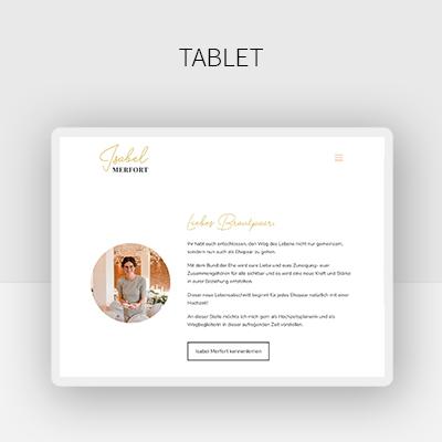 Webdesign-Beispiel-Mobile-Weddignplanner
