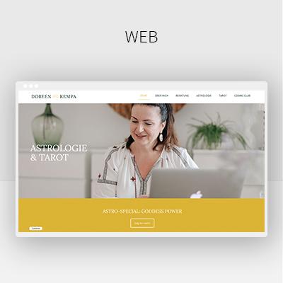 Webdesign-Beispiel-Website-Astronomin