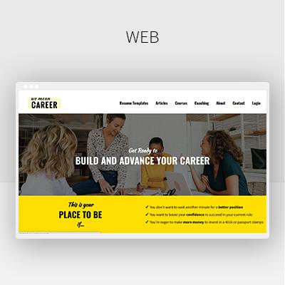 Webdesign-Beispiel-Website-Online-Plattform